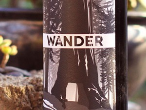 WANDER WINE LABEL