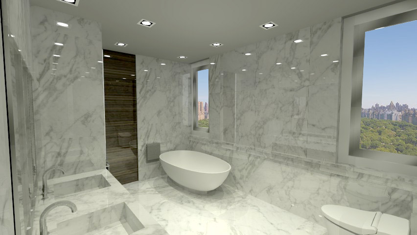 Sample Bathroom Remodel Pictures bjr concepts » bathroom remodel – nyc